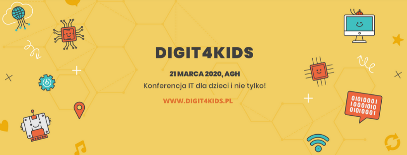 Konferencja Digit4Kids