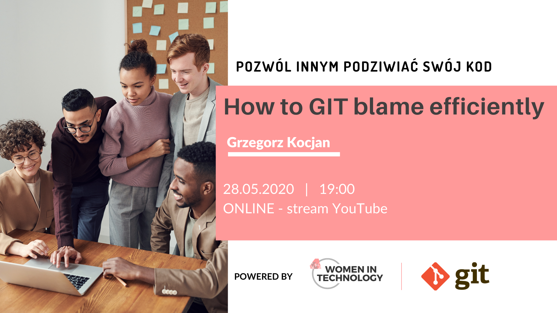 How to (git) blame efficiently